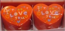 """Сувенир музык. """"I Love You"""" 8*7*5см (уп.12/144шт.)"""