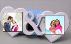 Рамка для фото семейная на 2 фото.SM01