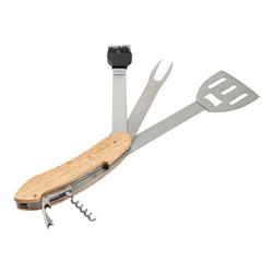 Многофункциональный инструмент для барбекю в чехле 30см (уп.1/24шт.)