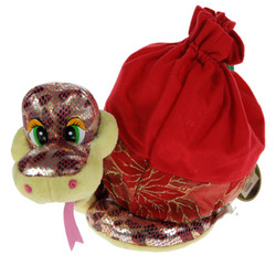 "Сумочка для подарка ""Змея"" 20см (уп.1/96шт.)"