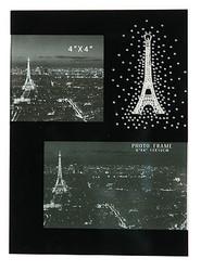 """Фоторамка """"Ночной Париж"""" на 2 фото 10*10см,10*15см, 18*26см (уп.1/24шт.)"""