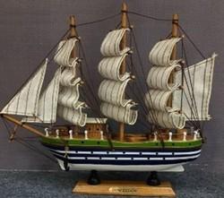 Модель корабля 24см (уп.1/36шт.)