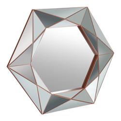 Зеркало настенное 54*54см (уп.1/12шт.)