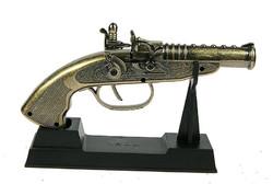 Пистоль-зажигалка 18*6*3см (уп.1/80шт.)