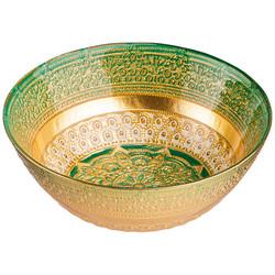 ПИАЛА «JASMIN» GREEN 15 CM БЕЗ УПАКОВКИ (МАЛ 8ШТ)