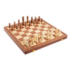 Набор игр настольный 3 в 1: шахматы, нарды, шашки 39*20см (уп.1/24наб.)