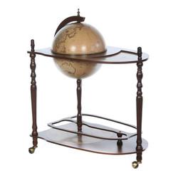 Глобус-бар BRIGANT напольный d=33см, 70*45*88см (уп.1/1шт.) A,B