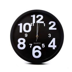 Часы настенные 30см (уп.1/30шт.)