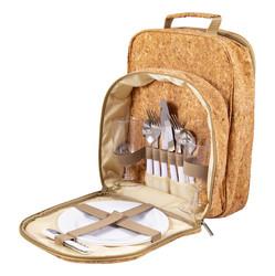 Набор для пикника на 2 персоны в рюкзаке 26*17*35см (уп.1/6наб.)
