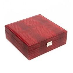 Шкатулка для хранения часов и ювелирных украшений CALVANI 26*26*8см (уп.1/20шт.)