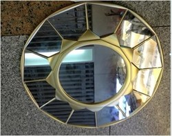 Зеркало настенное 44см (уп.1/16шт.)