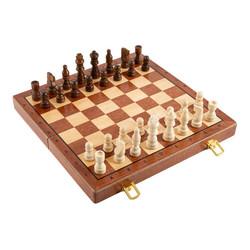 Набор игр настольный 3 в 1: шахматы, нарды, шашки 29*15см (уп.1/24наб.)