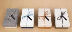 Коробка (прямоуг. с лентой) 16*9*6см (уп.4/120шт.)