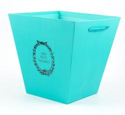 Коробка (трапеция) 25*25*25см (уп.1/32шт.)