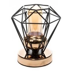 """Подсвечник на 1 свечу """"Геометрия"""" 15*19см (уп.1/24шт.)"""