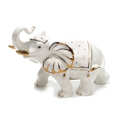 Фигурка декоративная Слон 16см (уп.1/36шт.)