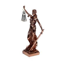 Статуэтка Греческая богиня правосудия - Фемида 30см (уп.1/9шт.)