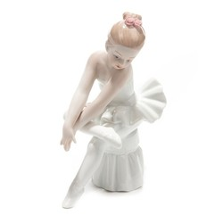 Фигурка декоративная Балерина 15см (уп.1/60шт.)