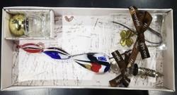 Подарочный набор для письма: перьевая ручка, чернила, закладка 22*9*2см (уп.1/60наб.)