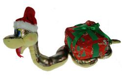 "Сумочка для подарка ""Змея"" 38см (уп.1/48шт.)"