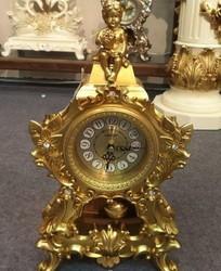 """Часы каминные """"Ангел"""" 20*11*37см (уп.1/12шт.)"""