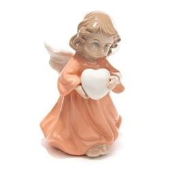 Фигурка декоративная Ангел 6*6*11см (уп.1/72шт.) без выбора цвета микс