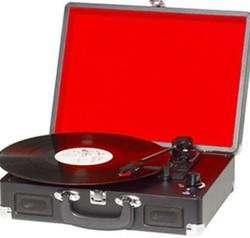 Музыкальный центр-ретро: винил, AM/FM, USB/SD 35*25*12см (уп.1/4шт.)