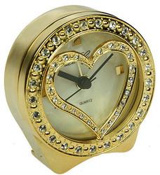 """Часы """"LA GEER"""" с функцией будильник (уп.1/50шт.)"""