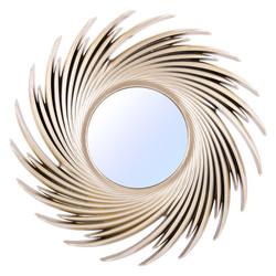 Зеркало декоративное 24см (уп.1/48шт.)