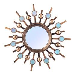 Зеркало настенное 24см (уп.1/48шт.)