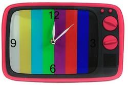 "Часы ""Телевизор"" 30*20см (уп.1/12шт.)"