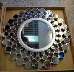 Зеркало настенное 45см (уп.1/12шт.)