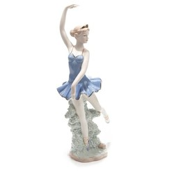 Фигурка декоративная Балерина 30см (уп.1/30шт.)