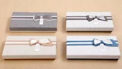 Коробка (прямоуг. с лентой) 21*11*4см (уп.4/144шт.)