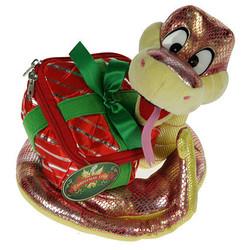 "Сумочка для подарка ""Змея"" 25см (уп.1/48шт.)"