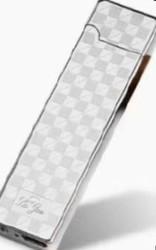 """Зажигалка """"LA GEER"""" 8*2см электронная USB (уп.1/200шт.)"""