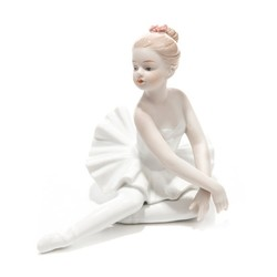 Фигурка декоративная Балерина 11см (уп.1/48шт.)