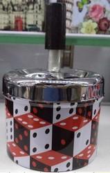 """Пепельница """"Кубик рубик"""" 8*8см (уп.1/120шт.)"""