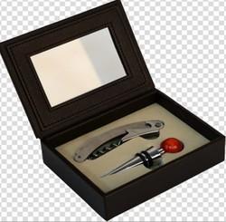 """Подарочный набор сомелье """"VIRON"""" 15*12*5см (уп.1/24наб.)"""