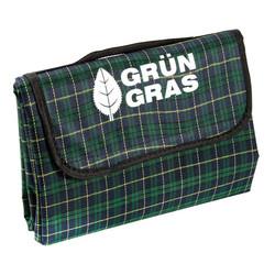 """Коврик для пикника """"GRUN GRAS"""" 150*150см (уп.1/36шт.)"""
