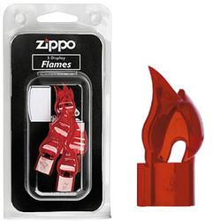 """Дисплей """"Пластиковые огоньки """"Zippo"""" 5шт. 7*15см (уп.1/1шт.)"""